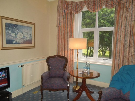 Hallmark Hotel Bournemouth Carlton: Habitacion