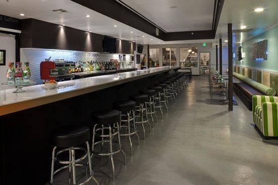 Aqua Soleil Hotel & Mineral Water Spa: Kafe Bar