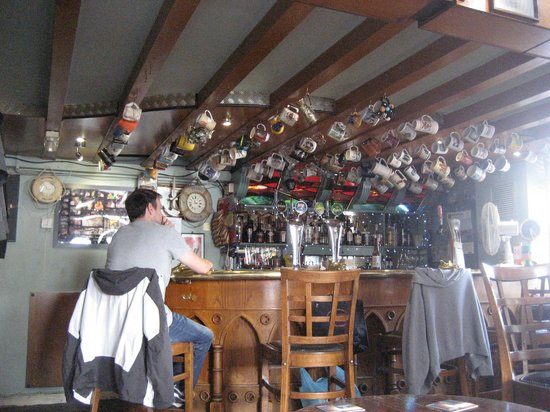 Anchor Bar: The Bar