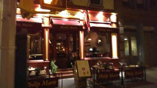 Philip Marie Restaurant: Philip Marie