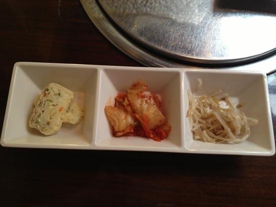 Koba: side dish. lovely~