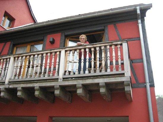 Hostellerie Schwendi: chambre