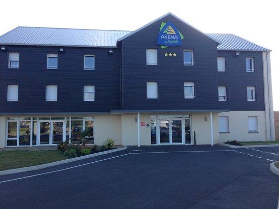 Akena City: hotel
