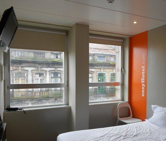 iStay Hotel Porto Centro : Habitación matrimonio exterior en la segunda planta