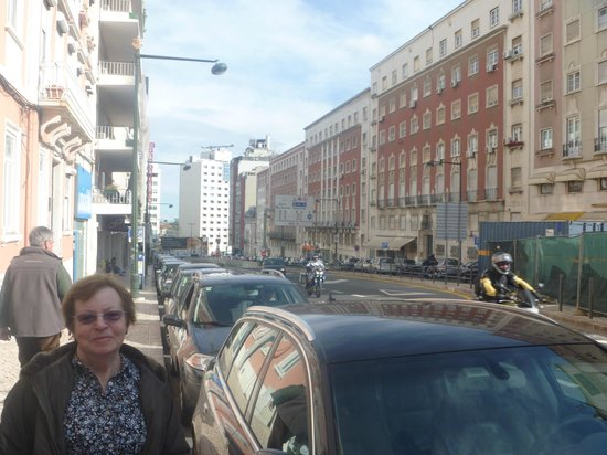 HF Fenix Urban : Rua do Hotel