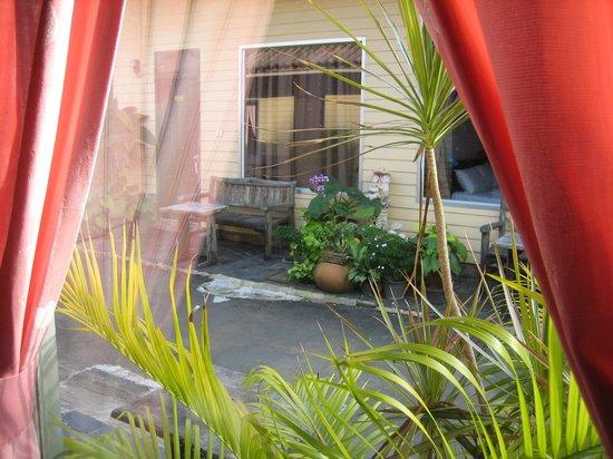 Seabreeze Hotel Kohchang: Вид из окна