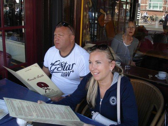Small Talk Het Restaurant : Делаем заказ