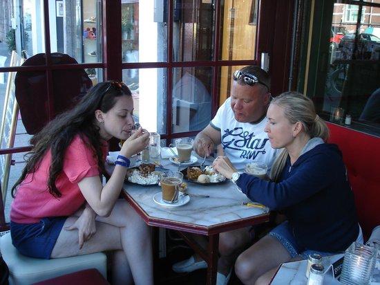 Small Talk Het Restaurant : Кушаем