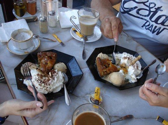 Small Talk Het Restaurant : Восхитительный яблочный пирог