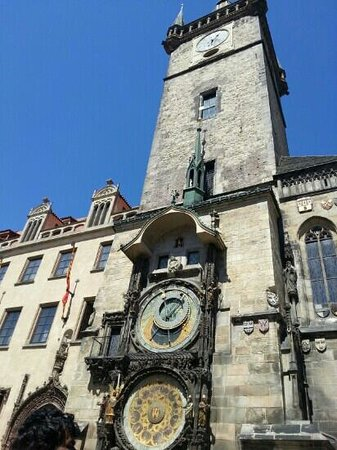 Comenius-Institut (Pädagogik-Museum): Astronomical Clock Tower