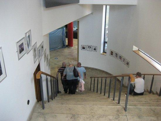 Millennium Forum : Downstairs