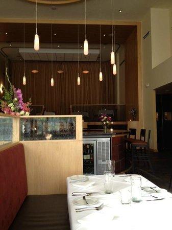 L'Etoile Restaurant: vue intérieur du restaurant
