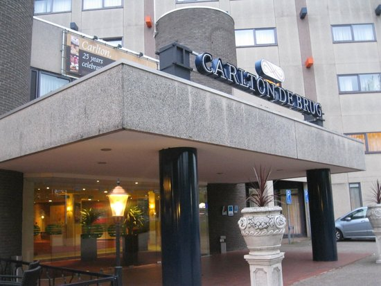 Carlton De Brug Hotel: hotel