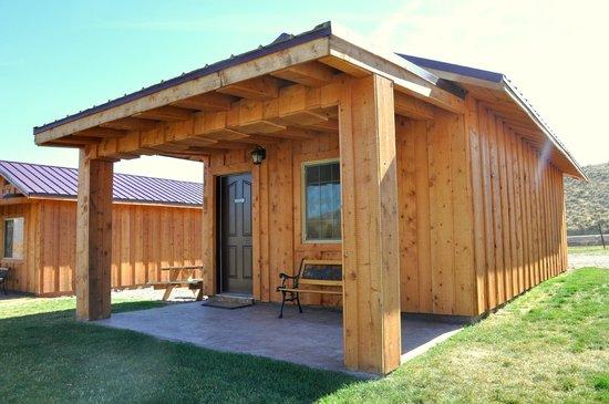 Rose Ranch Resort : Cabin