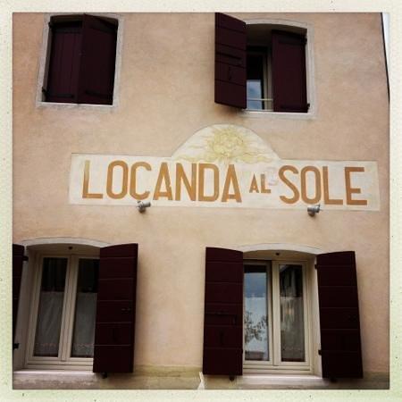 Сан-Пьетро-ди-Фелетто, Италия: la Locanda