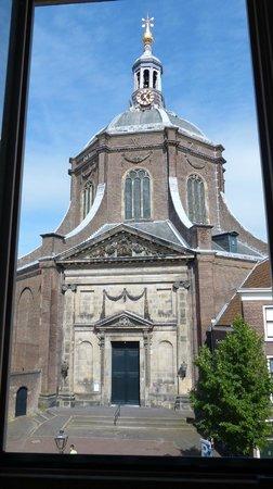 Best Western City Hotel Leiden : View from 3rd floor room