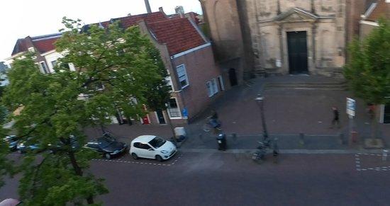 Best Western City Hotel Leiden : Street front