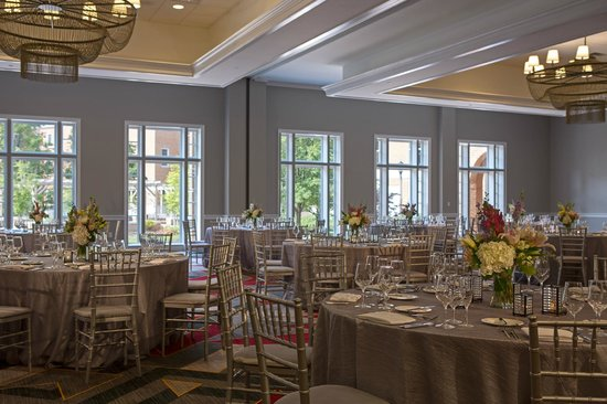 College Park Marriott Hotel & Conference Center : Social Events