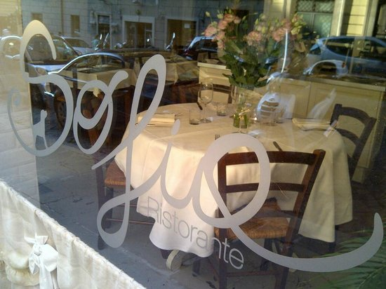 Photo of Mediterranean Restaurant Sofia at Via Di Capo Le Case 51, Rome 00187, Italy
