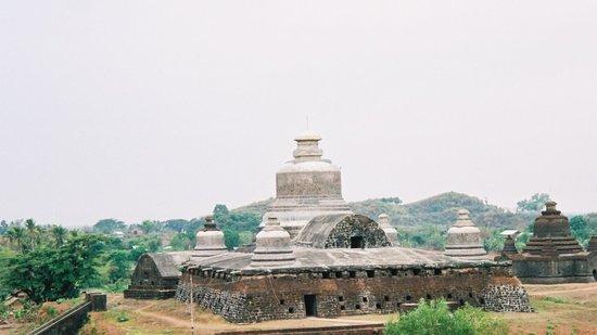 Mrauk U: temple
