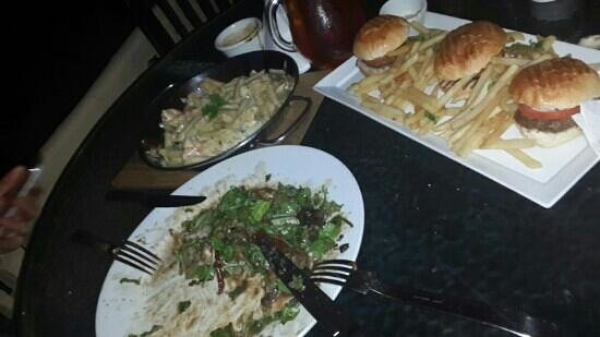 Coco's : I always order 3plates of food :p