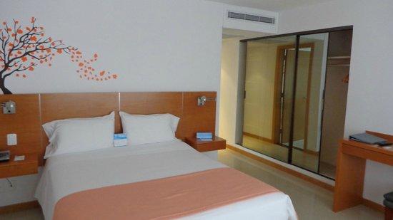Sisai Hotel Boutique: Habitación 313