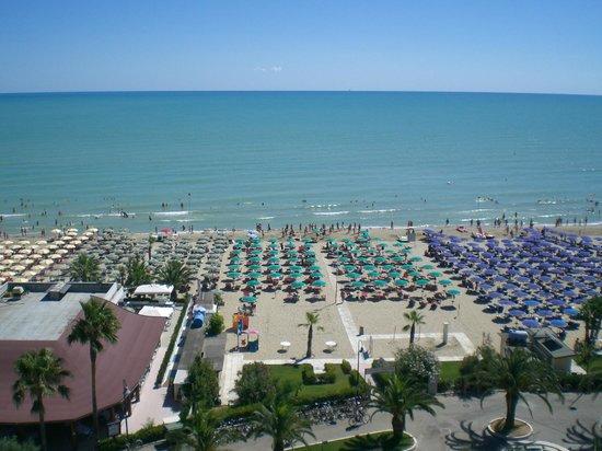 Hotel Impero: spiaggia