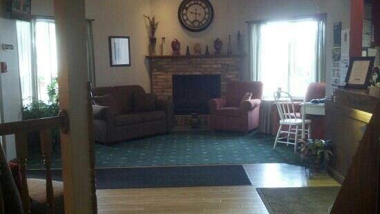 Country Inn Deerwood: lobby