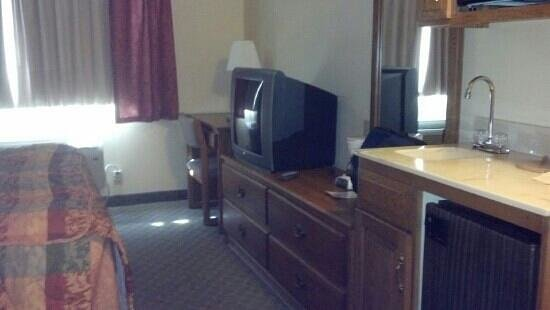 Country Inn Deerwood: King Room