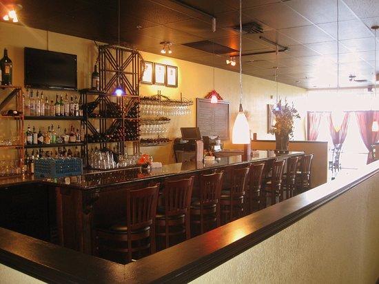Ambrosia Bistro and Wine Bar : Bar