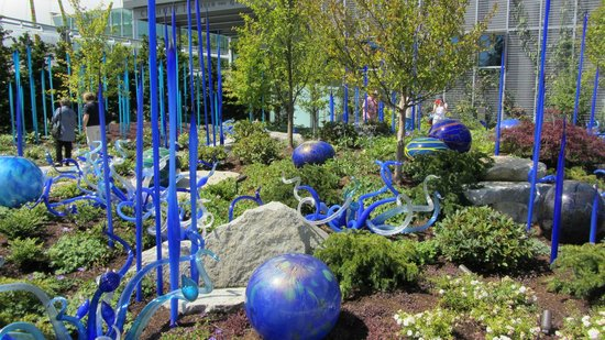 Chihuly Garden And Glass Picture Of Chihuly Garden And Glass Seattle Tripadvisor
