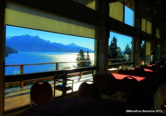 Intersur Amancay: Restaurante