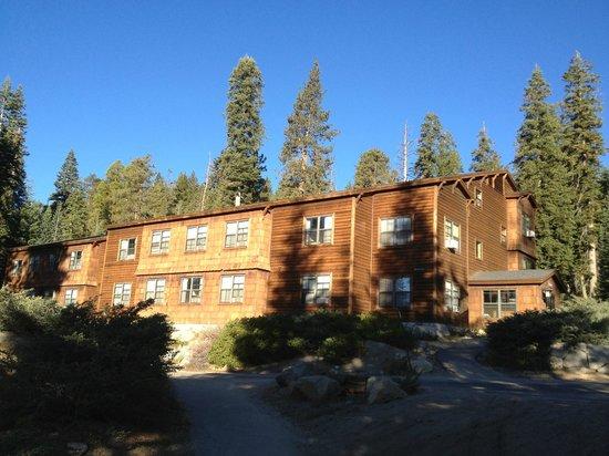 Wuksachi Lodge: La nostra stanza