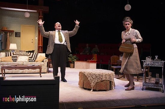 Hangar Theatre: Last of the Red Hot Lovers