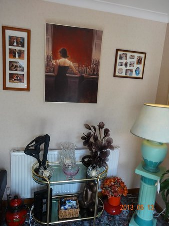 Alltonside Guest House: Dining room