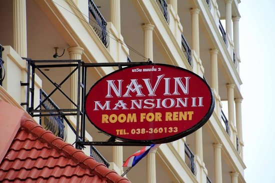 Navin Mansion 2 - Top Hotel in Pattaya