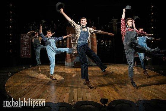 Hangar Theatre: Gypsy