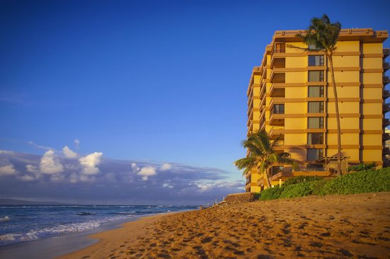 Maui Kai : All units are OCEANFRONT