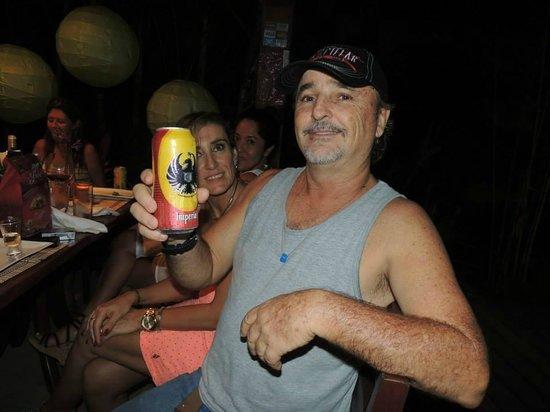 Entre Bocas Fusion Bites: Opening night