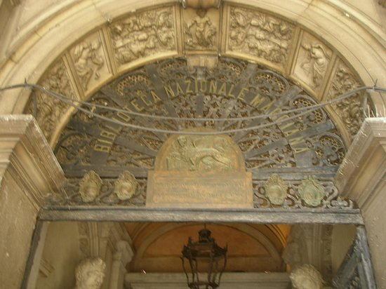 Biblioteca Nazionale Marciana: Biblioteca Marciana Venezia