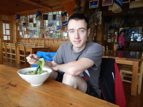 Long Ji One Hotel : Repas