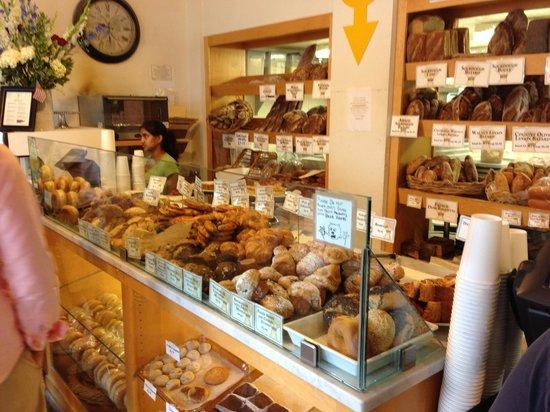 The Model Bakery: Baked goods aplenty