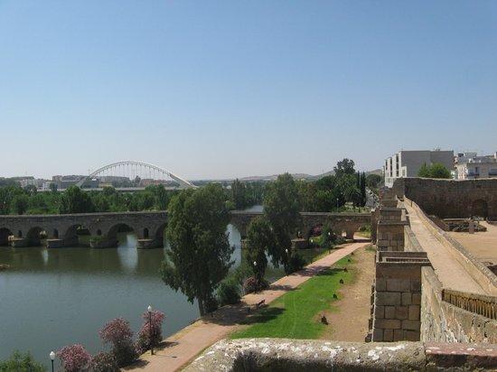 Alcazaba: Vista desde la muralla