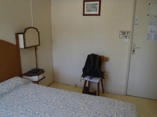 Auberge de la Vallee: Bedroom