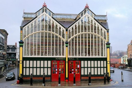 Stockport Market