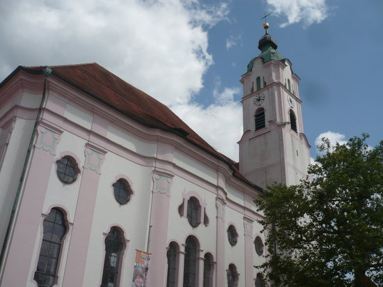 Gunzburg, ألمانيا: La Frauenkirche de Günzburg