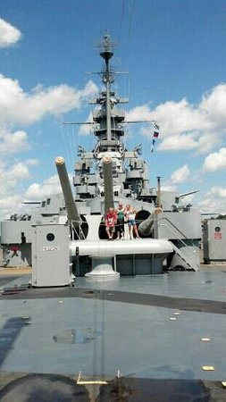 USS Massachusetts (Big Mamie)