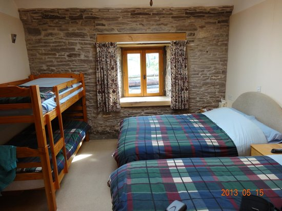 Hillview Cottage: Our rom