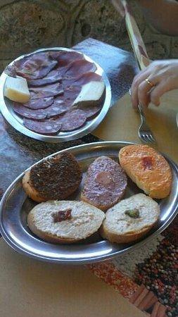 Il Ceppo: colazione