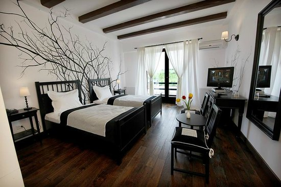 "Conacul Archia: Our room - ""Copaci"" ( trees )"